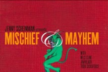 Jenny Scheinman, 'Mischief & Mayhem' (Self-released)