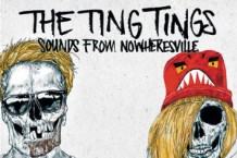 The Ting Tings, 'Sounds From Nowheresville' (Sony)