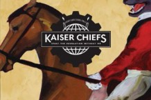 Kaiser Chiefs, 'Start the Revolution Without Me' (Cooperative Music)