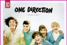 One Direction, 'Up All Night' (Syco/Columbia)