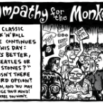 Cult Cartoonist Ward Sutton's Most Memorable Encounter With the Monkees' Davy Jones