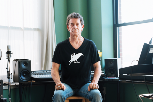 Lou Reed / Photo by Mark Mahaney