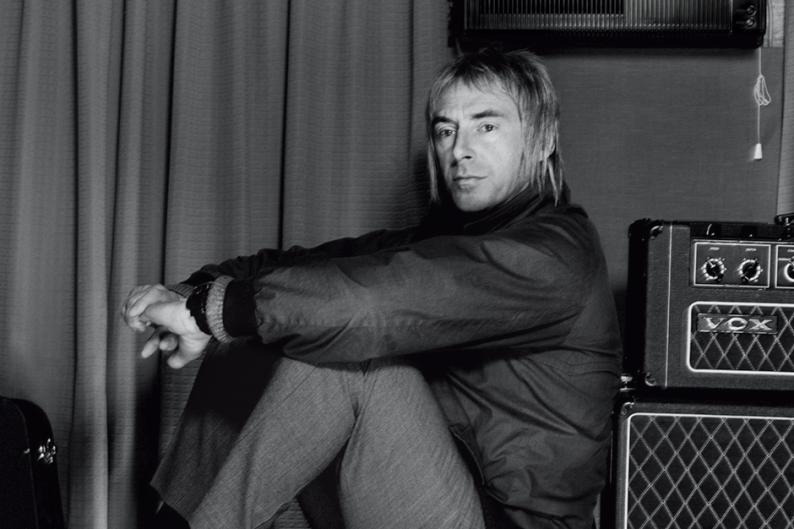 Paul Weller / Photo by Lawrence Watson