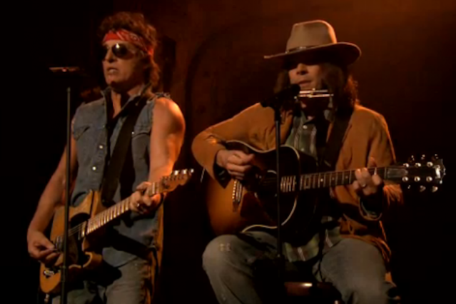 Bruce Springsteen Jimmy Fallon
