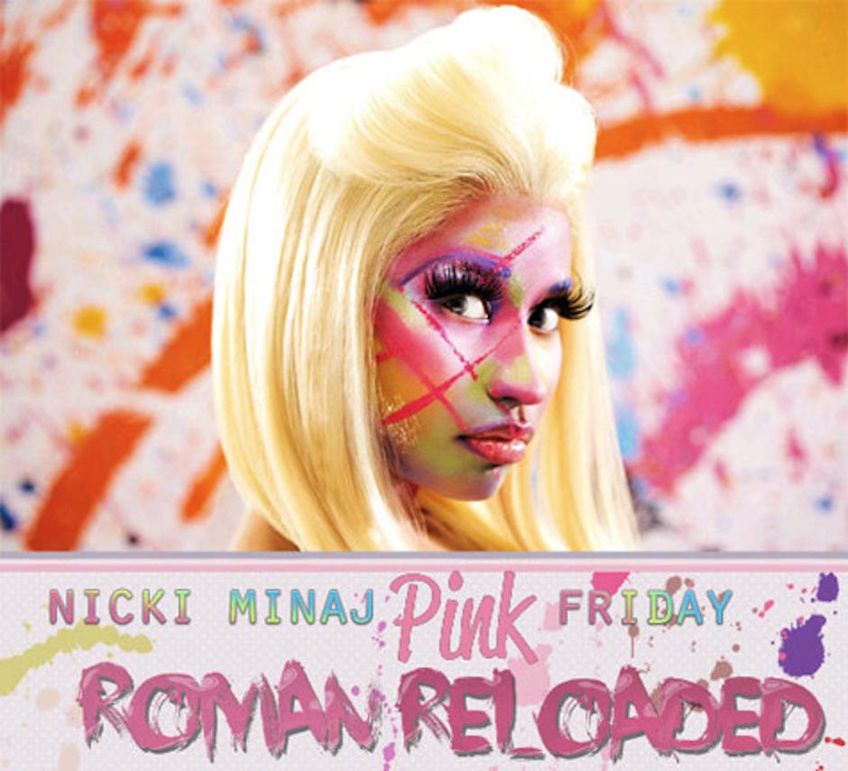 Nicki Minaj Roman Reloaded