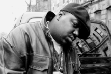 Notorious B.I.G./ Photo by Clarence Davis/NY Daily News Archive via Getty Images
