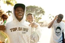 Kendrick Lamar Black Hippy