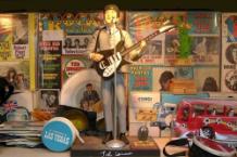 Some of Mick Jones' rock stuff/Photo via Subway Gallery
