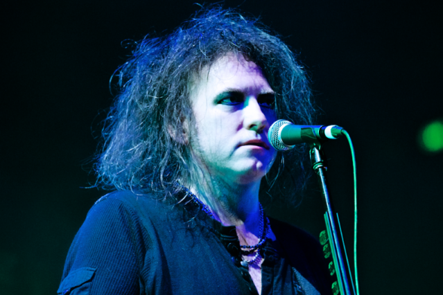 Robert Smith / Photo by Debbie Del Grande