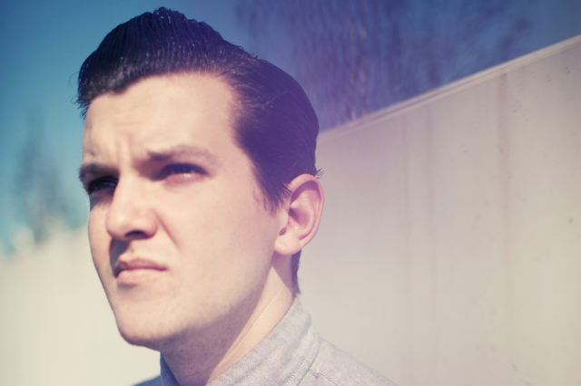 Dillon Francis, a sternly determined party-starter