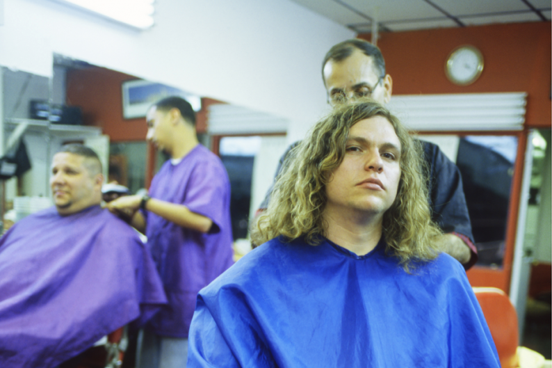 Jay Reatard in 2008 / Photo by Andy Eisberg