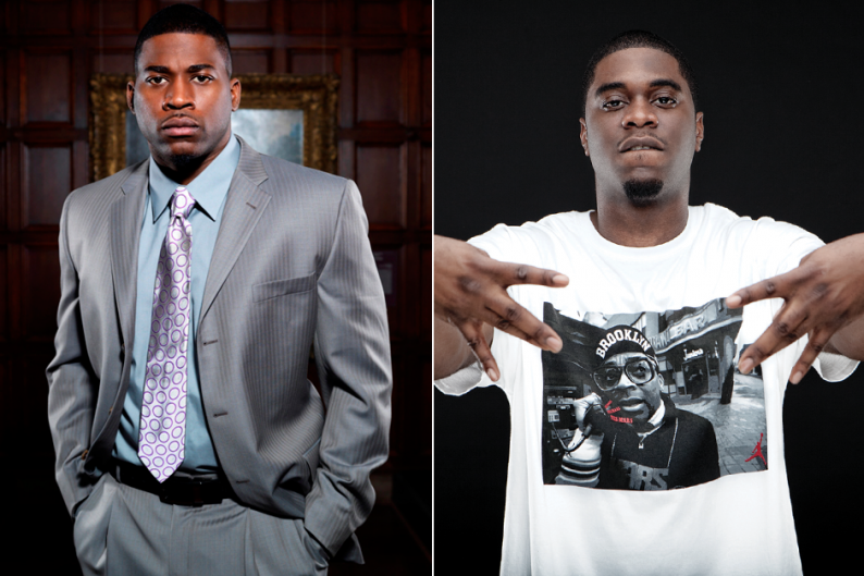 Banner and K.R.I.T.