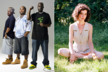 De La Soul and St. Vincent / SV Photo by Tina Tyrell