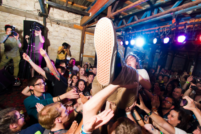 Cage the Elephant at SXSW / Photo by Le Panda