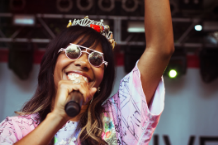 Santigold / Photo by Chad Wadsworth