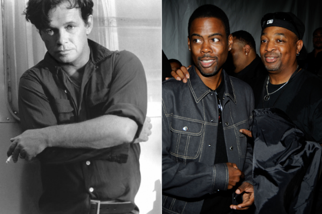 John Mellencamp, Chris Rock, Chuck D
