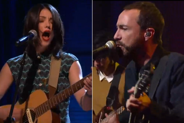 Sharon Van Etten / James Mercer