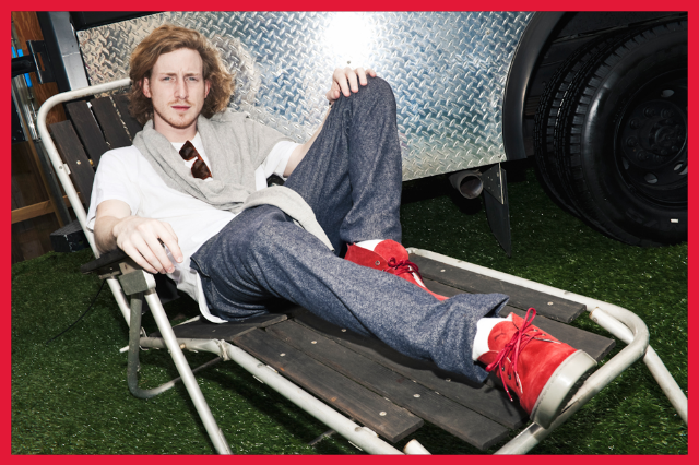 Asher Roth / Photo by Aaron Richter