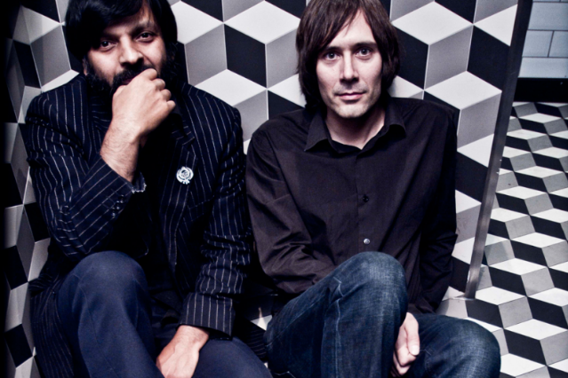 Cornershop / Photo by Roger Sargent