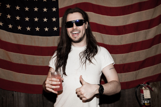 Andrew WK / Photo by Matt McGinley