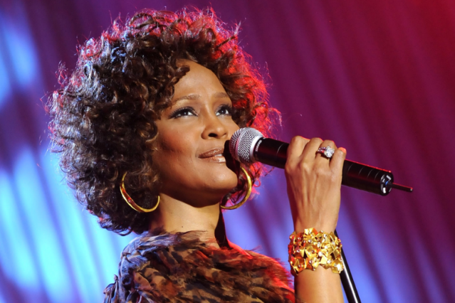 Whitney Houston / Rick Diamond/WireImage