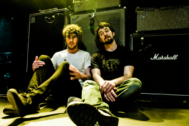 Japandroids / Photo by Maoya Bassiouni