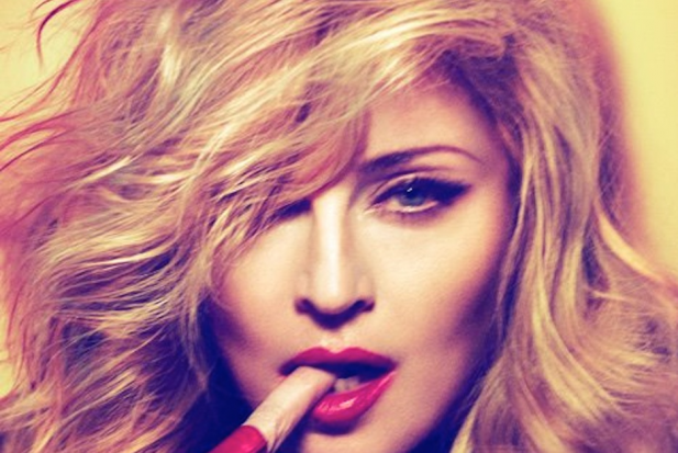 Madonna, 'MDNA' (Interscope)