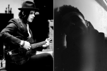 Jack White (Photo by Jo McCaughey) / The Weeknd
