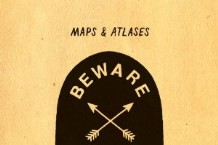 Maps & Atlases, 'Beware & Be Grateful' (Barsuk)