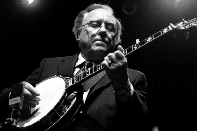 Earl Scruggs / Photo by R. Diamond/WireImage