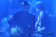 Watch White Rabbits' Taut, Wiry 'Kimmel' Performance