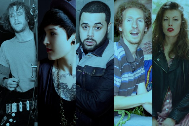 5 Best New Artists for April '12