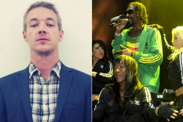 Diplo / Snoop Dogg (Getty Images)