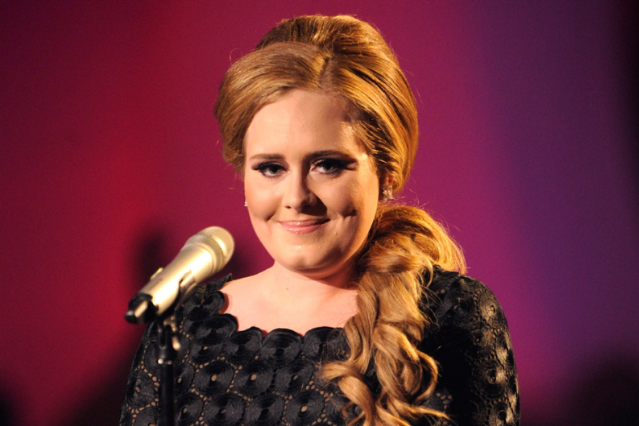 Adele / Photo by Getty Images