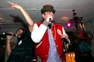 WATCH: Das Racist Rhyme at SPIN Office