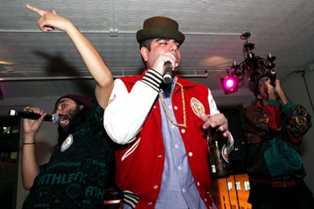 Das Racist / Photo by Ben Rowland