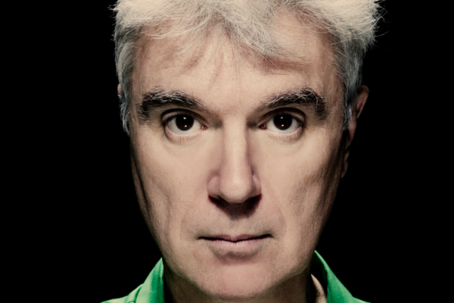 David Byrne / Photo by Clayton Cubitt