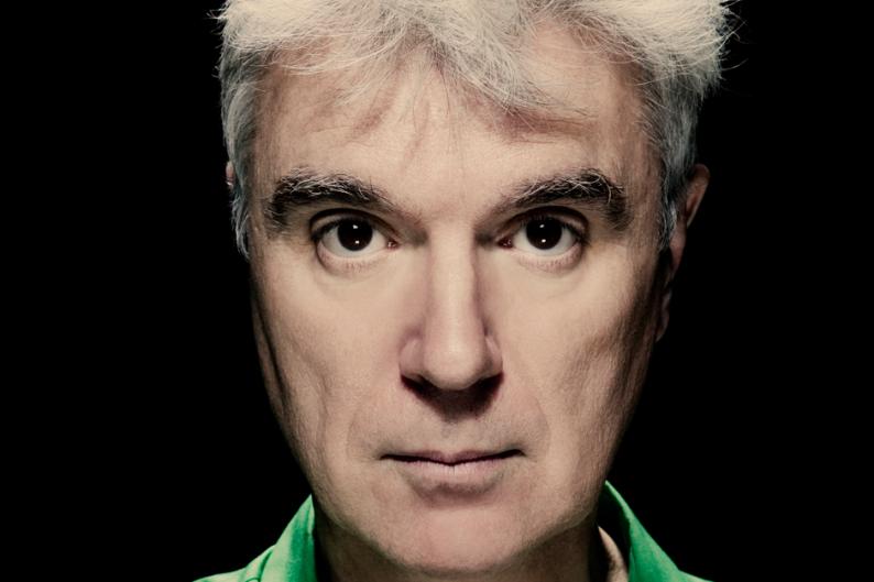 David Byrne / Photo by Clayton Cubitt
