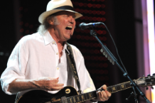 Neil Young / Photo by Kevin Mazur/WireImage
