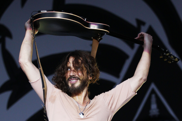 Chris Cornell / Photo by Mark Metcalfe/Getty