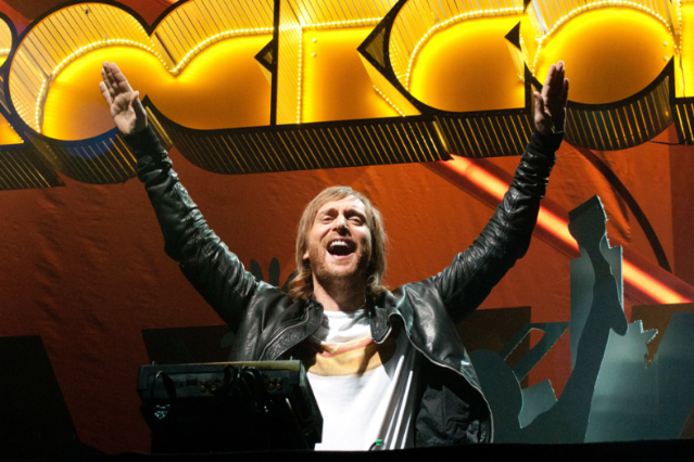 David Guetta / Photo by Samuel Dietz/Getty