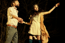 Bowerbirds' Phil Moore and Beth Tacular / Photo by D.L. Anderson