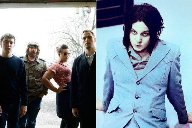 Alabama Shakes / Jack White