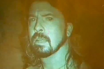Dave Grohl: Not a creep
