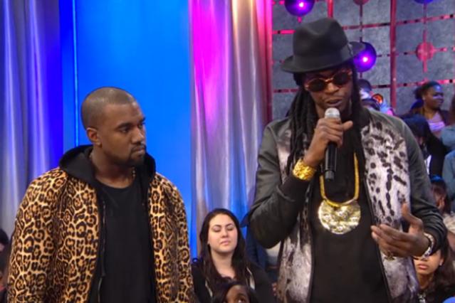 Kanye & 2 Chainz