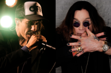 RHCP and Ozzy / Photos SPIN Staff and Larry Busacca/Getty Images for Tribeca Film Festival