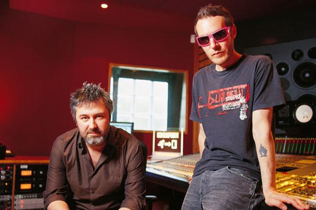 Neil Davidge and Massive Attack's 3D