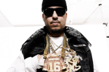 French Montana / Photo by John Ricard