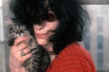 Joey Ramone / Photo by Laura Levine