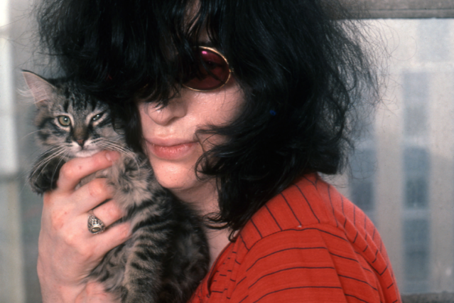 Joey Ramone / Photo by Laura Levine